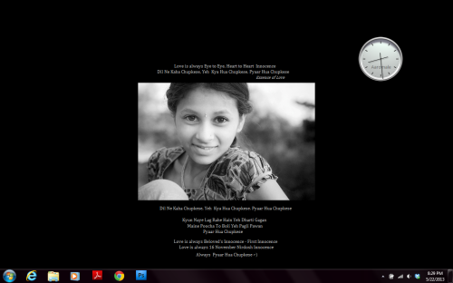 Love is 'always' 16 November Innocence ~ Pyaar Hua Chupkese